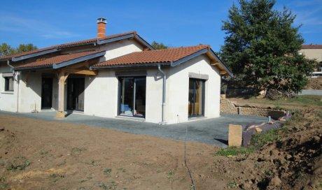 Devis gratuit entreprise spécialisée construction maison individuelle Le Bois-d'Oingt