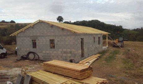 Construction Pontcharra-sur-Turdine