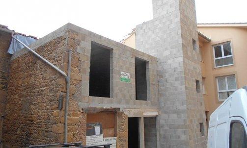 Construction Le Bois-d'Oingt