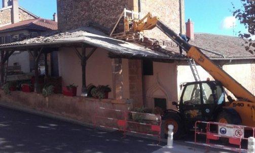 Entreprise de maçonnerie Pontcharra-sur-Turdine