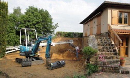 Construction  Villefranche-sur-Saône